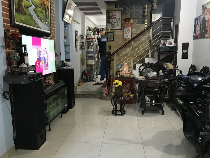 Bán Nhà 597/31/ Quang Trung, P11 - 1Trệt 2Lầu 1ST_ TLCC