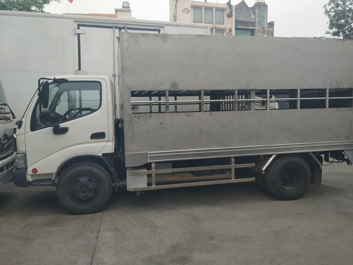 Hino Dutro XZU 342L , 352L , 650L , 720L , 730L