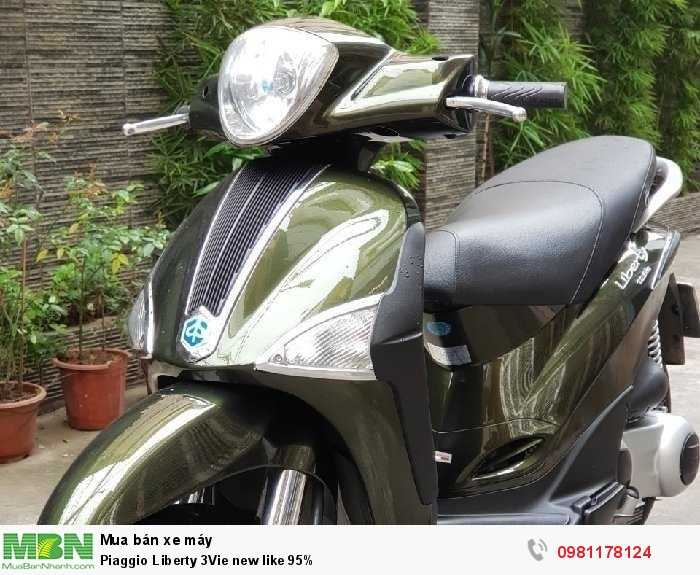 Piaggio Liberty 3Vie new like 95% 0
