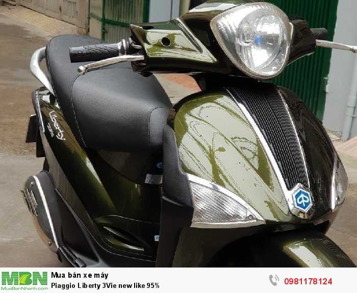 Piaggio Liberty 3Vie new like 95% 1