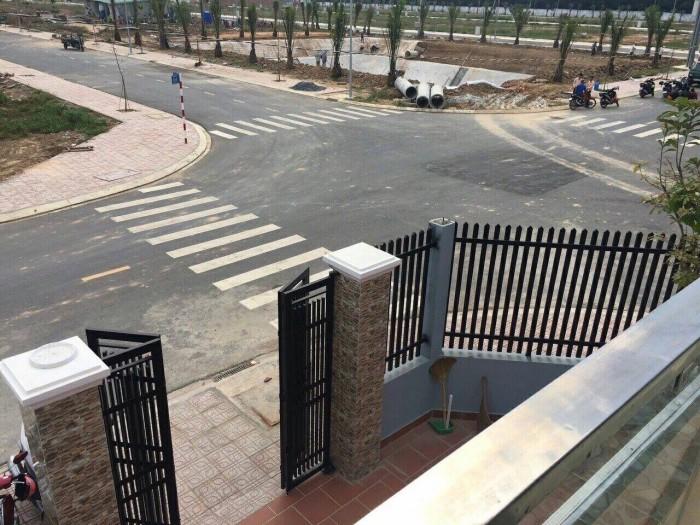 Đất sổ đỏ KCN Tân Uyên Ngay Chợ Quang Vinh 3
