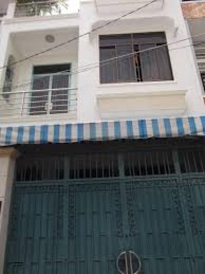 Bán nhà hẻm 6m 235/60/16B Phạm Văn  Chiêu Q.GV 4m x 19m 1 lầu