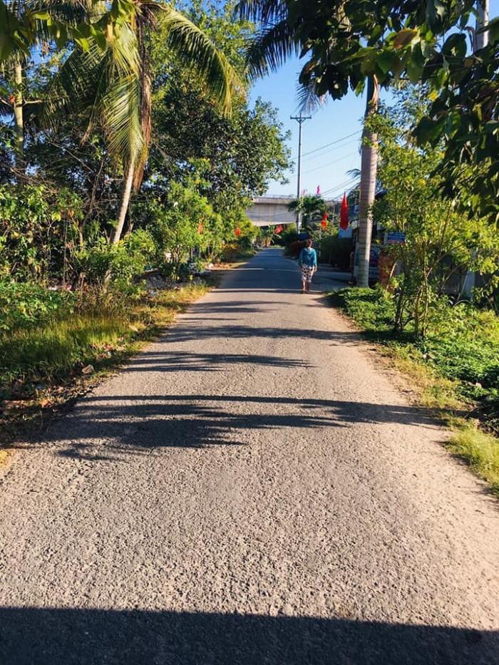 Bán nền thổ cư trục chính đường chợ số 10 phường Ba Láng quận Cái Răng