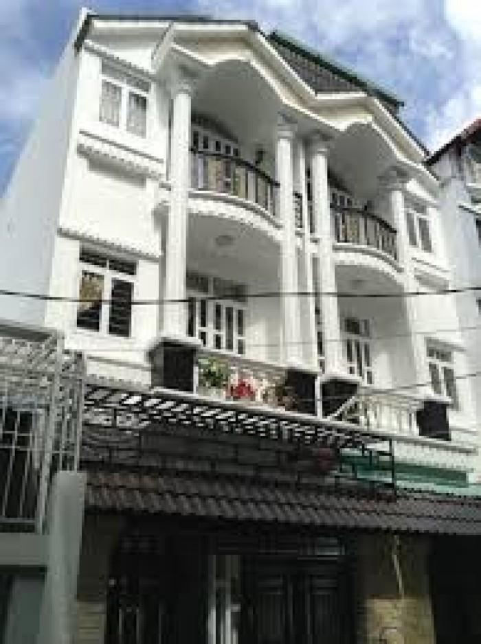 Cho thuê nhà  25A  Kỳ Đồng P9 Q3 6m x 16m 2 lầu ST 5000$/tháng