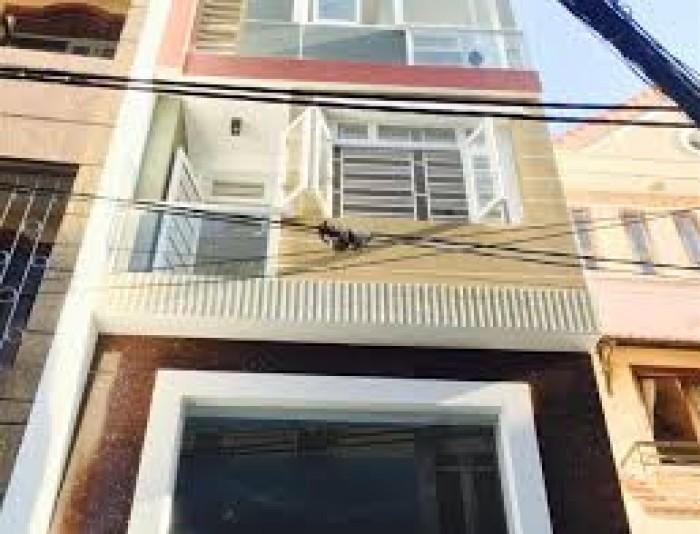 Bán nhà 2 mặt hẻm 4m Đoàn Thị Điểm Q.PN 3,2x11m nở hậu 1 lầu