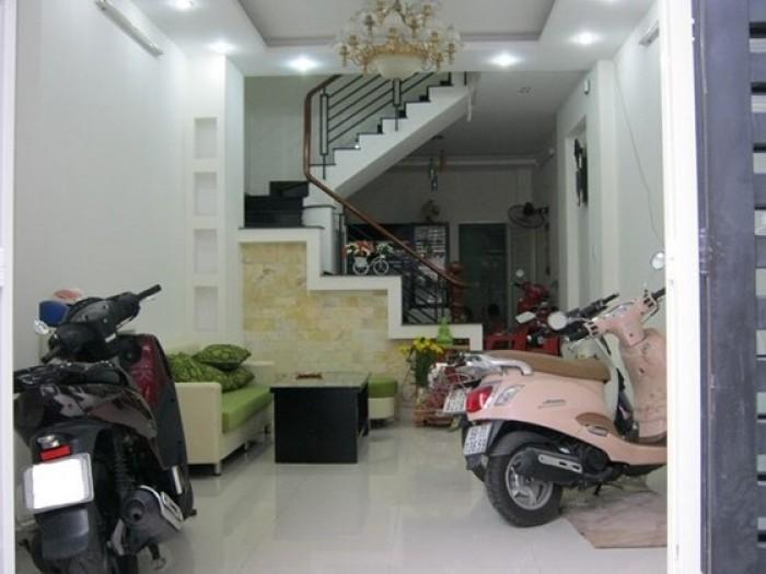 Bán nhà hẻm 3,5m Huỳnh Tịnh Của Q3 3 x 13m 1 lầu