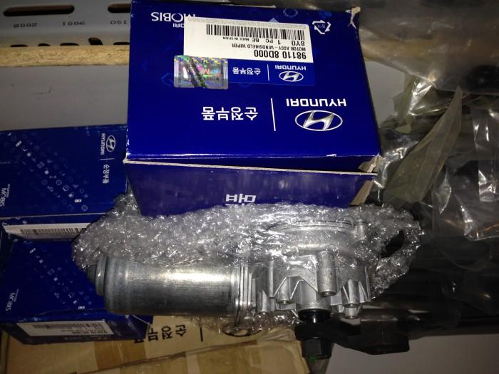 Nhập khẩu và phân phối phụ tùng ô tô Hyundai