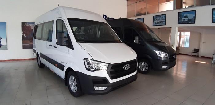 Giá xe 16 chỗ Hyundai Solati 2019 - Đăng ký ra biển số ở tất cả các tỉnh