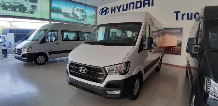 Giá xe 16 chỗ Hyundai Solati 2019 - Hỗ trợ vay ngân hàng đến 80% , thời gian vay 5 năm