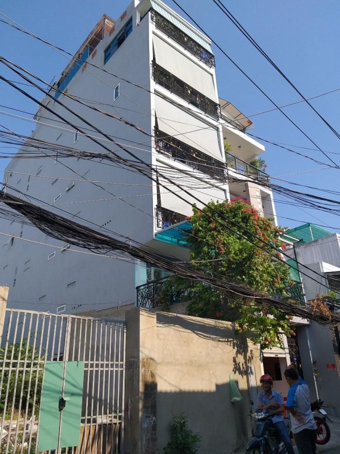 Bán nhà hxh 142 NTT, quận 7, DT: 150m2
