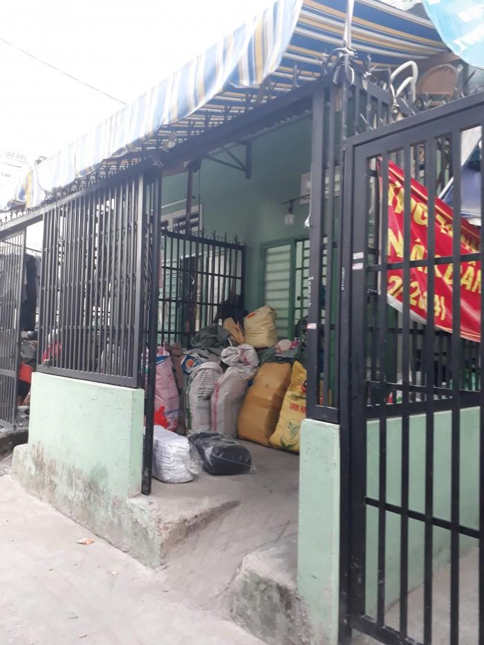 Bán 6 phòng trọ, 153m (8.5x 18), hẻm 3m, gần chợ Tân Hưng, p.TTH