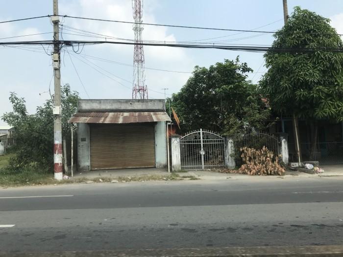 Đang kẹt tiền cần bán gấp 400m2 đất Mặt Tiền Nguyễn Văn Tăng( quận 9 ), ngang 12m, có 350m2 thổ cư