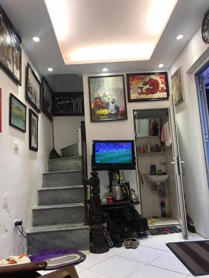 Bán Trương Định 28m x 2 tần, giá chào