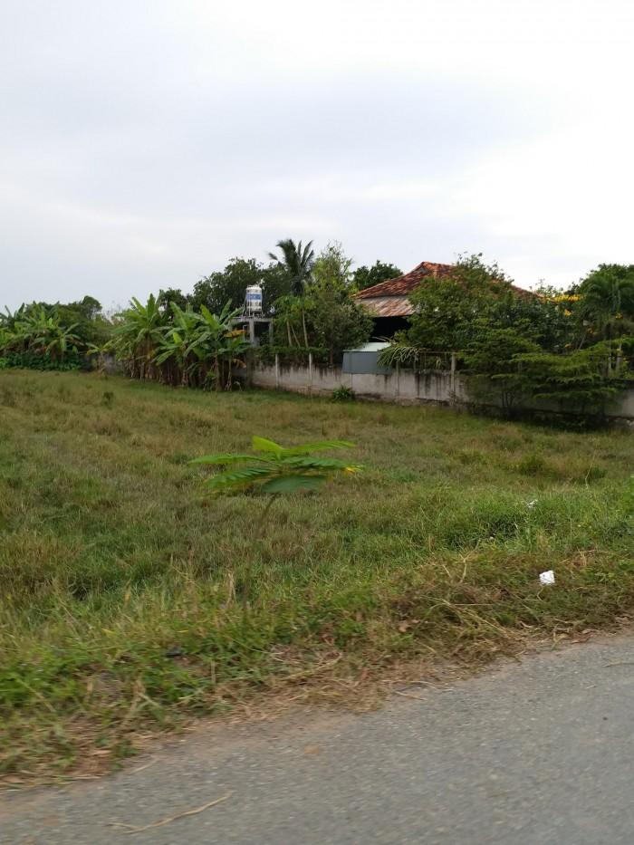 Cần bán lô đất mặt tiền đường đất ful thổ cư, đường Nguyễn Văn Linh , 280m2