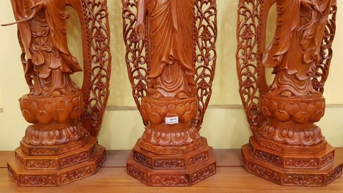 Bộ tượng tam thế phật cao 1m , hàng đẹp tại Tiền Giang3