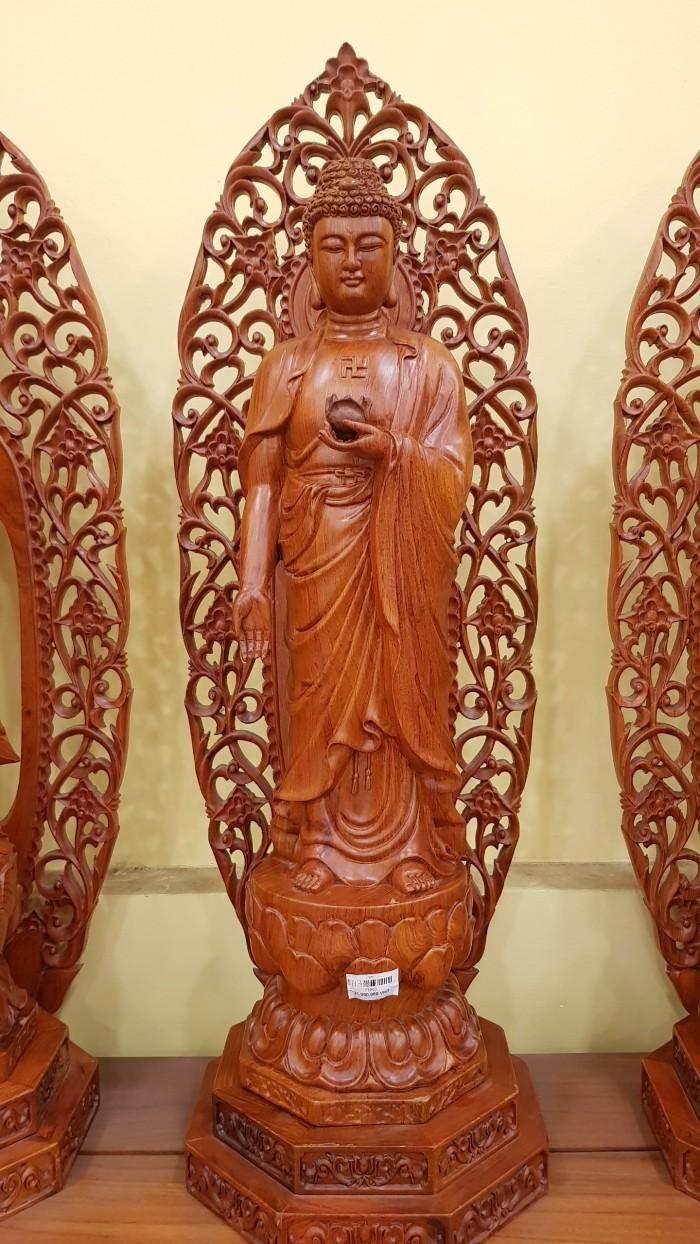 Tượng tam thế phật cao 1m, hàng đẹp tại Tiền Giang0