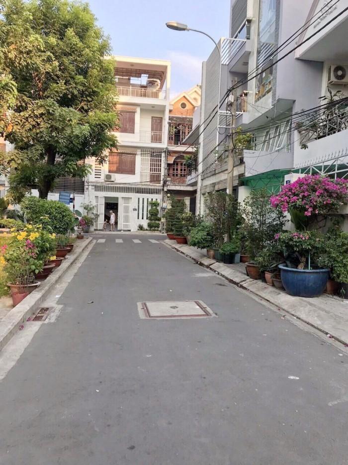 Bán nhà 3 lầu mặt tiền đường số Tân Quy Đông Phường Tân Phong Quận 7