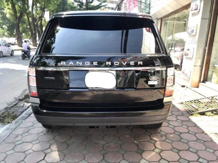 Bán LandRover Range Rover Black Editions đời 2016 phiên bản giới hạn 100 chiếc, màu đen, xe nhập Mỹ. LH: 0982.842838 6