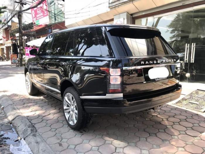 Bán LandRover Range Rover Black Editions đời 2016 phiên bản giới hạn 100 chiếc, màu đen, xe nhập Mỹ. LH: 0982.842838 5