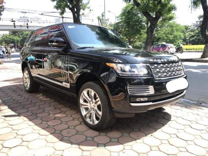 Bán LandRover Range Rover Black Editions đời 2016 phiên bản giới hạn 100 chiếc, màu đen, xe nhập Mỹ. LH: 0982.842838 7