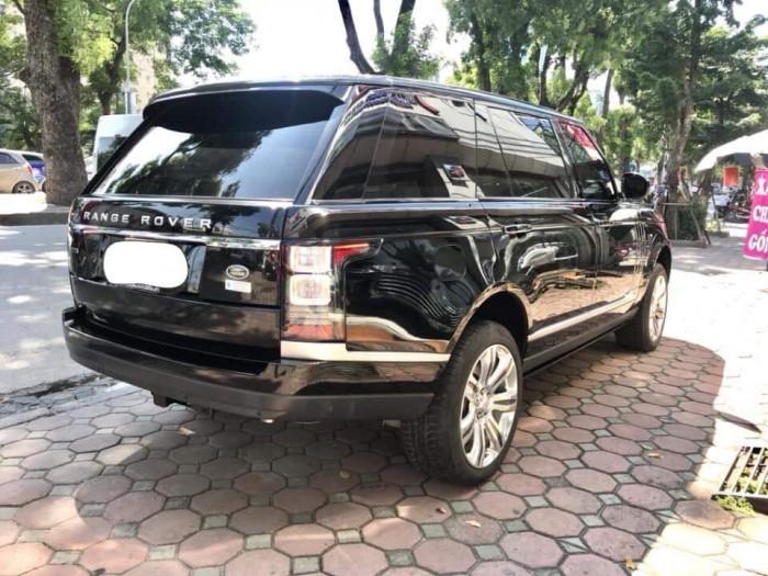 Bán LandRover Range Rover Black Editions đời 2016 phiên bản giới hạn 100 chiếc, màu đen, xe nhập Mỹ. LH: 0982.842838 4