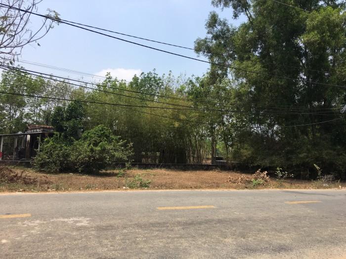 Đất lộ nhựa thổ cư 860tr  ở huyện Củ Chi, XDTD, SHR, chính chủ