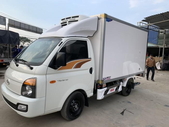 Hyundai Porter 1.5 Tấn Thùng Đông Lạnh - Chuyên Chở Thịt- Cá - Tôm