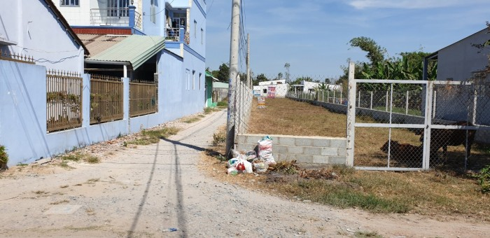 Bán lô đất Tân Phú Trung, Củ Chi ngay bệnh viện Xuyên Á, thổ cư 100%.