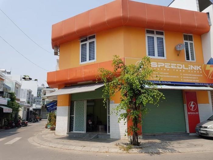 Bán nhà góc 2 mặt tiền khu TDC VCN Phước Hải Dt: 43m2. Hướng Đông Nam