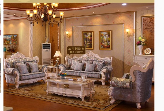 thanh lý ghế sofa cổ điển9