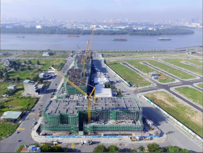 One Verandah quận 2 - Chiết khấu lên đến 5%, đồng có ngay CH Singapore
