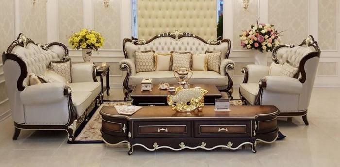 bàn ghế gỗ phong cách châu âu Tây Ninh Bình Dương4