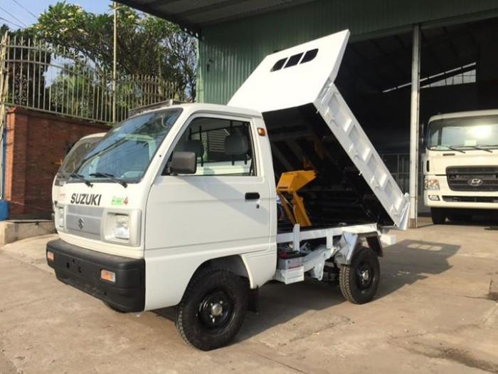 Suzuki Super Carry Số tay (số sàn) Xe tải động cơ Xăng