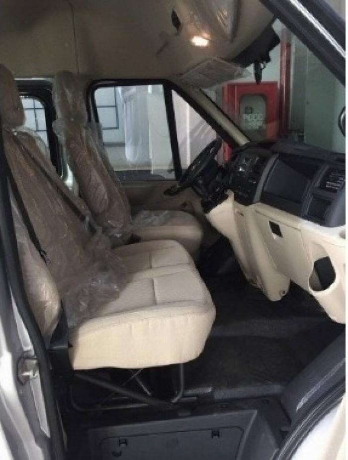 Giảm ngay 100tr tiền mặt khi mua Ford Transit Tiêu chuẩn - Gói trang bị thêm!