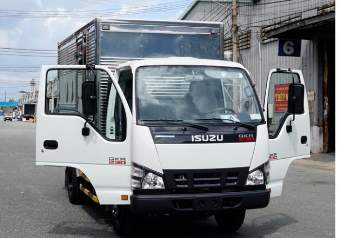 Xe tải Isuzu 1.4 tấn QKR77FE4 MỚI 2019 - Giá 479tr - Trả góp 80% 1