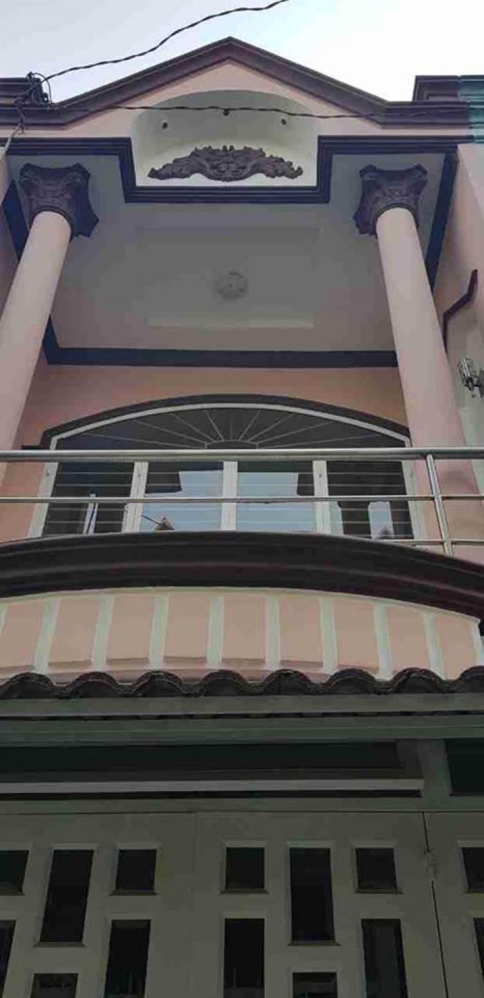 Nhà vị trí đẹp hẻm 4m đường Bùi  Quang Là,p12 ,Gò Vấp, dt : 3x11,1 lầu,2 p ngủ