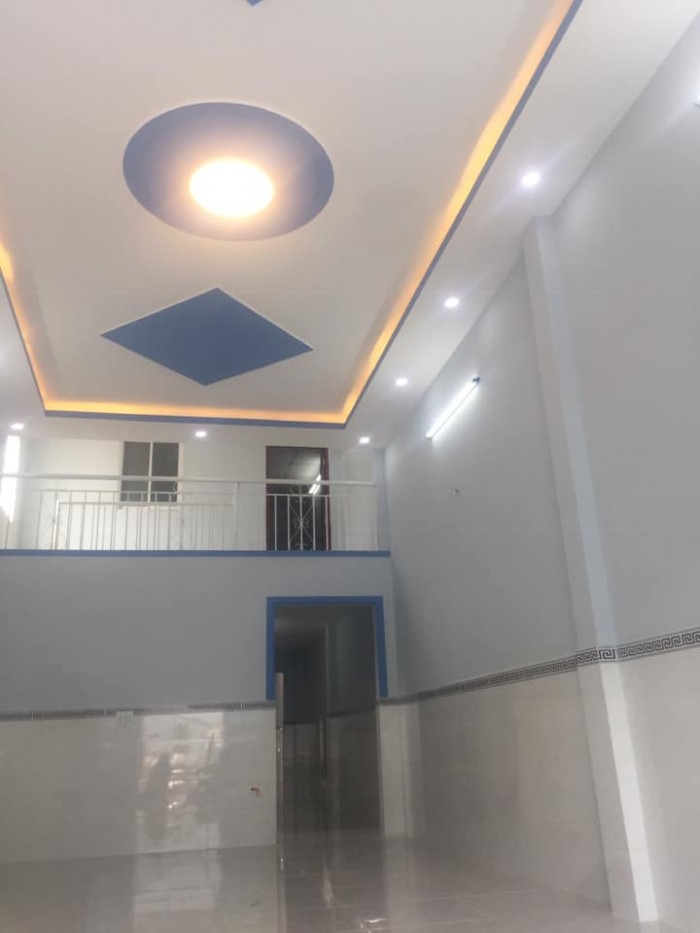 Nhà cấp 4 có gác phường Tân Hưng Thuận ,Quận 12