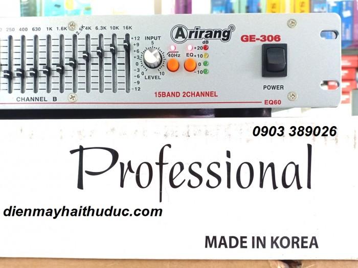 Lọc Arirang GE-306 Nhập khẩu từ Hàn Quốc, tại Điện Máy Hải bán Thanh lý các đầu lọc Arirang GE-306 giá chỉ bằng phân nữa của thị trường.1