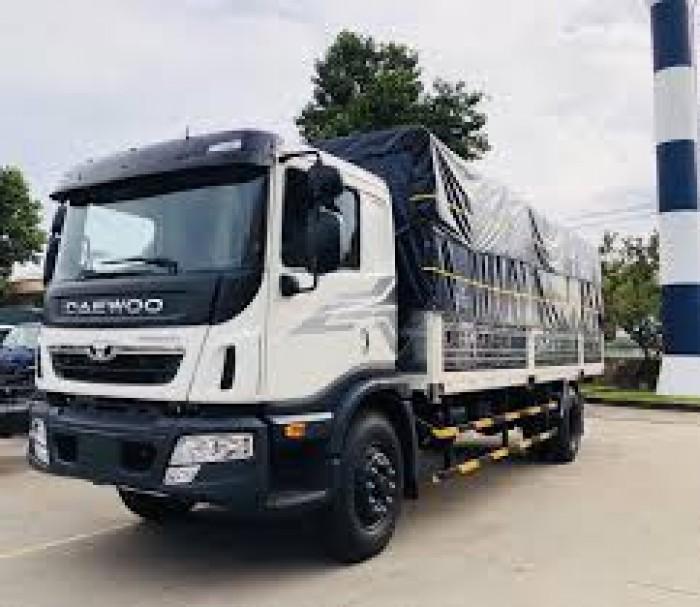 Xe tải Daewoo 9 tấn thùng 7m5