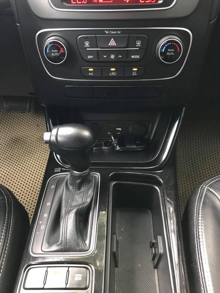 Kia Sorento sản xuất năm 2017 Số tự động Động cơ Xăng