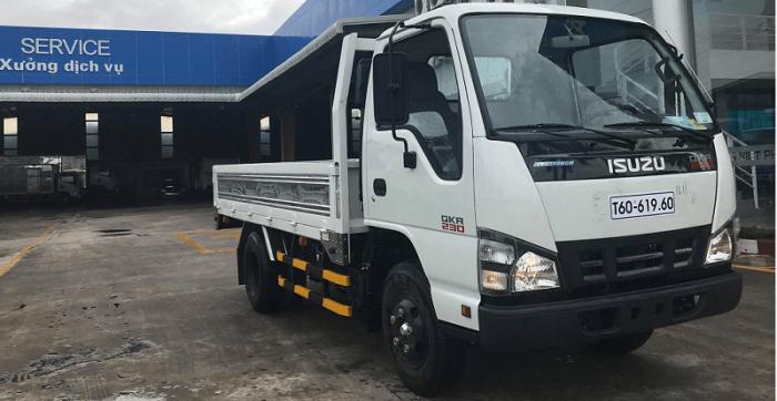 Xe tải isuzu 1.9 tấn / 1t9 / 1,9t / 1,9T - Bán xe tải isuzu 1,9 tấn tại Bình Dương