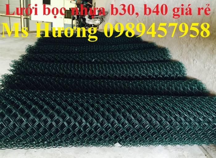 Sản xuất Lưới b40 bọc nhựa, Lưới làm sân bóng tennis9