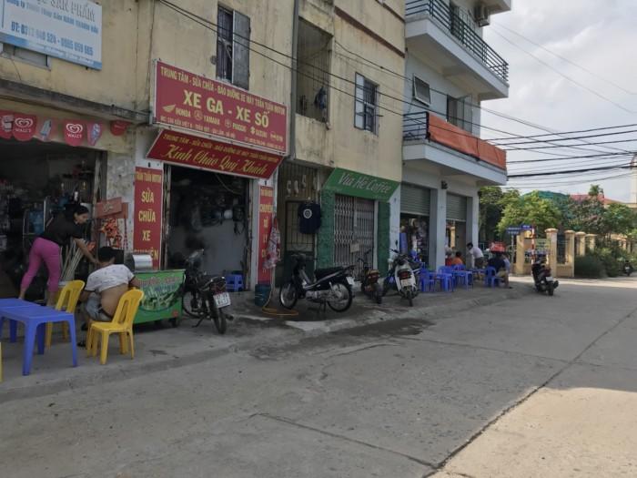 Bán gấp đất kinh doanh mặt đường Cửu Việt 1