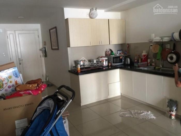 Bán căn hộ Conic Đông Nam Á, 2PN, 2WC, DT: 75m2, sổ hồng, căn góc, nhà sàn gỗ cực đẹp