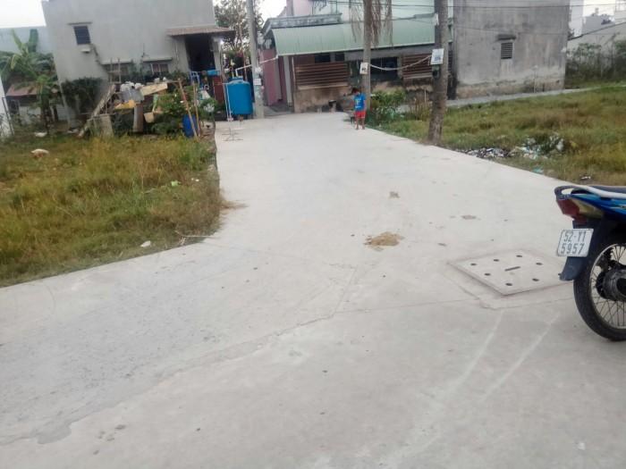 Bán gấp lô đất mặt tiền đường 316 phường Long Phước
