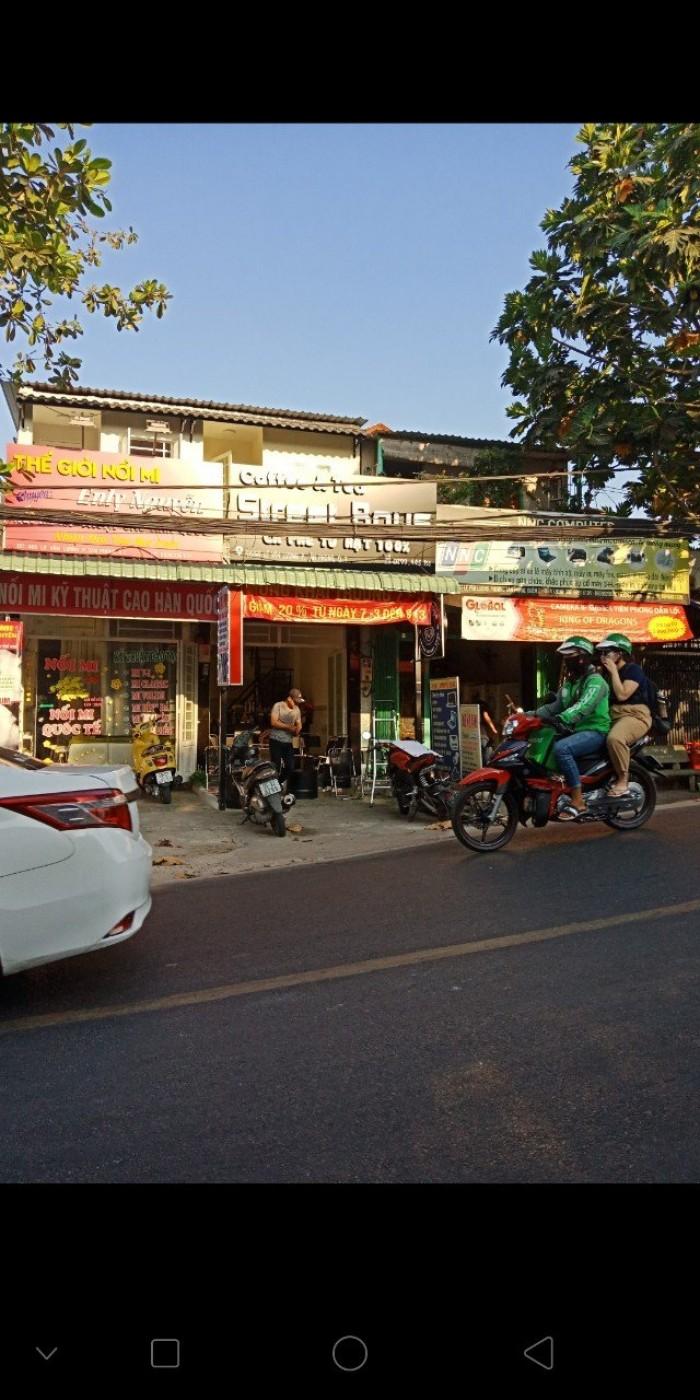 Bán nhà mặt tiền 465A, Lê Văn Lương, DT 3x11