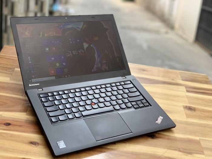 Laptop Lenovo Thinkpad T440, i7 4600U 8G SSD240 Đèn phím Đẹp keng zin 100% Giá rẻ0