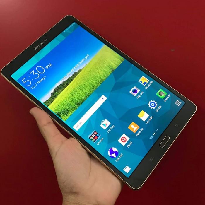 Galaxy Tab S 8.4 Ram 3G chạy mượt1