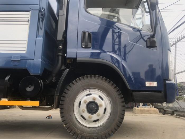 Hyundai 8 tấn – thùng hàng dài 6 mét 2 – ga cơ – máy khõe. 4