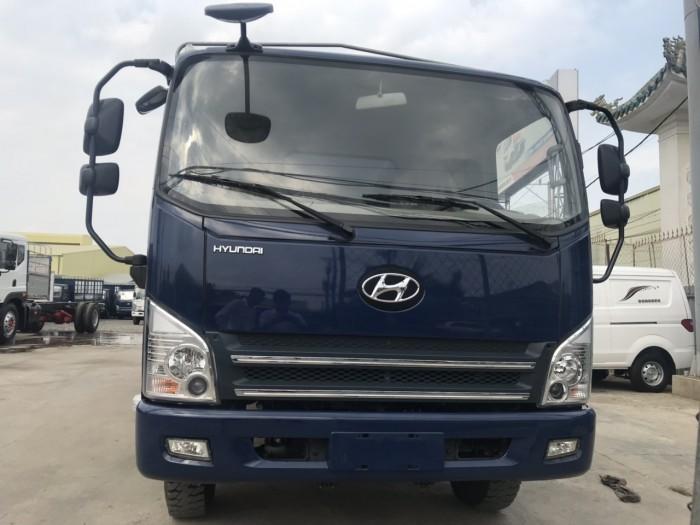 Hyundai 8 tấn – thùng hàng dài 6 mét 2 – ga cơ – máy khõe. 3